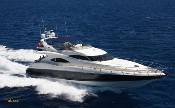 Sunseeker Manhattan 80 Motor Yacht