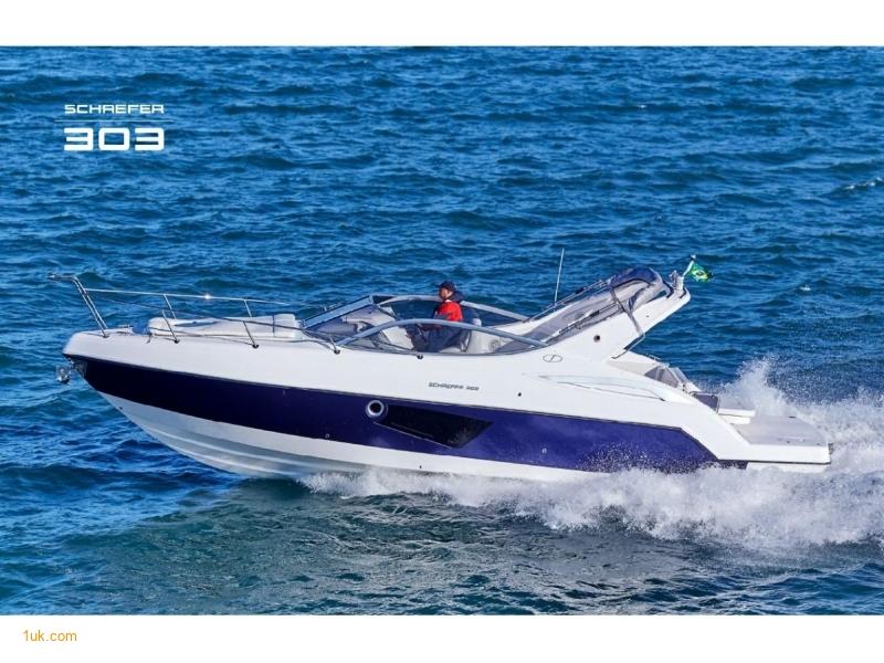 Shaefer 303 Yacht