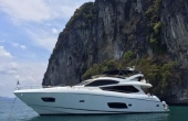 1121, Sunseeker Manhattan 83 Luxury yacht REDUCED
