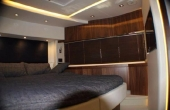 Sunseeker Manhattan 73 yacht ensuite