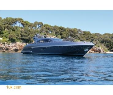 Motor Yacht JFF - Luxury Charter Yacht