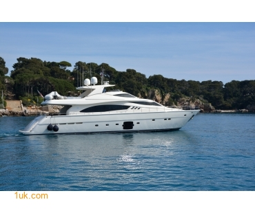 Ferretti Yachts UK - For charter and Sale