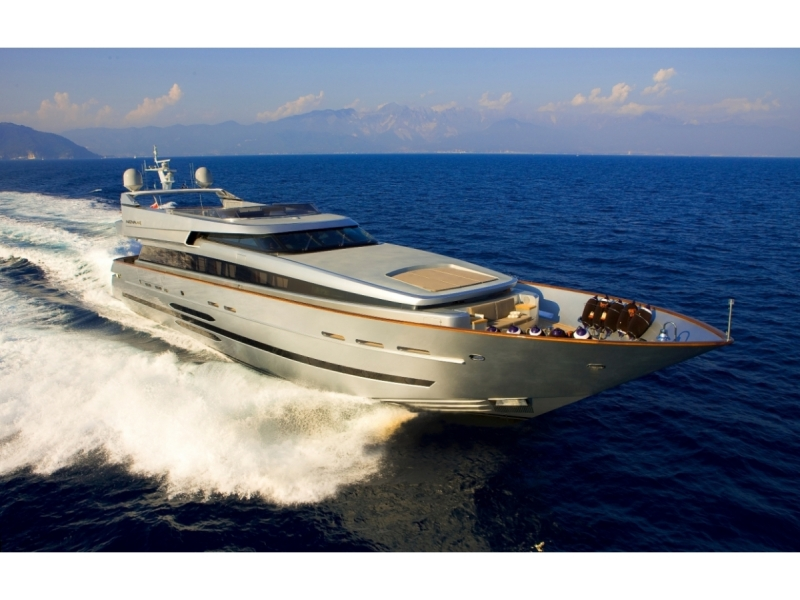 Cantieri Di Pisa 118 - New Build Yachts