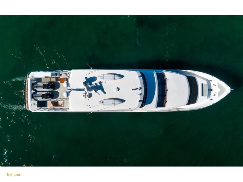 101 hargrave 2018 Motor Yacht