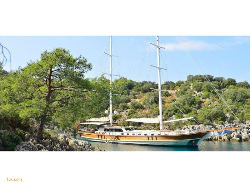 Luca Del Mare - Dream Charter in turkey