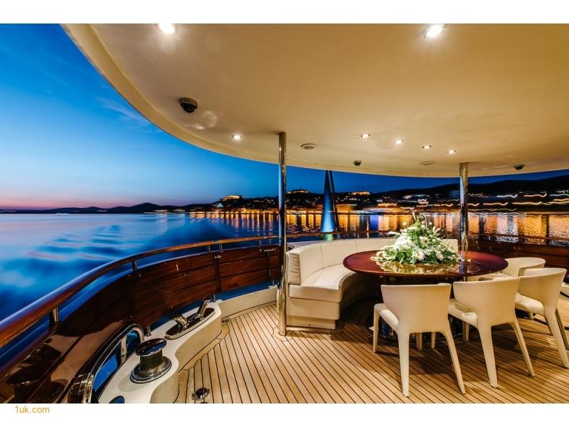 Portals Nous luxury Yachts image