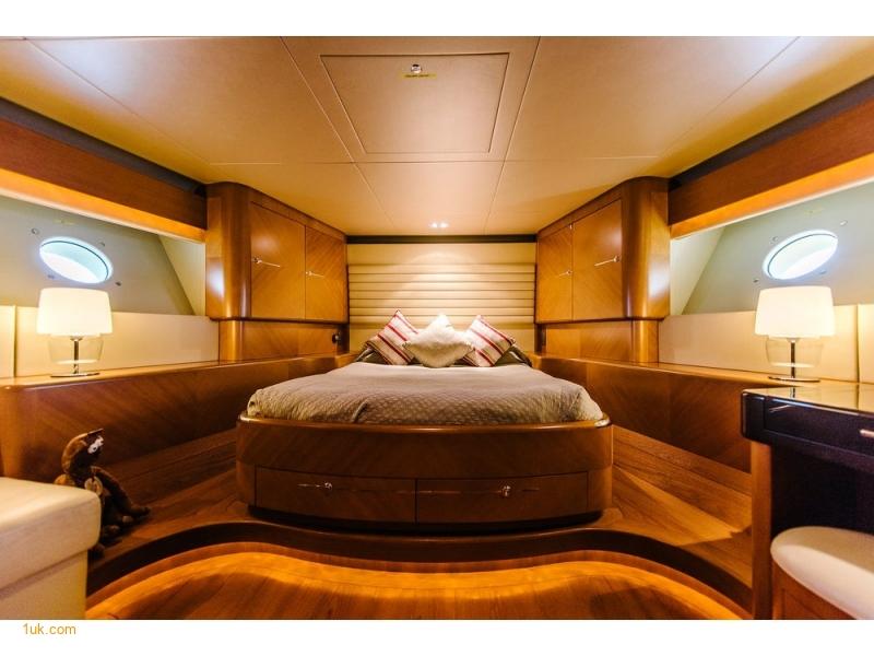 Main Salon on Super yacht