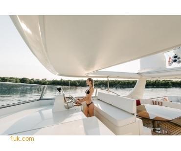 Superyacht for sale uk