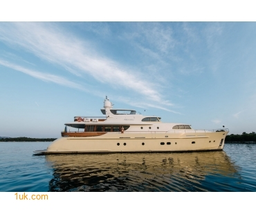 superyachts for sale in the UK