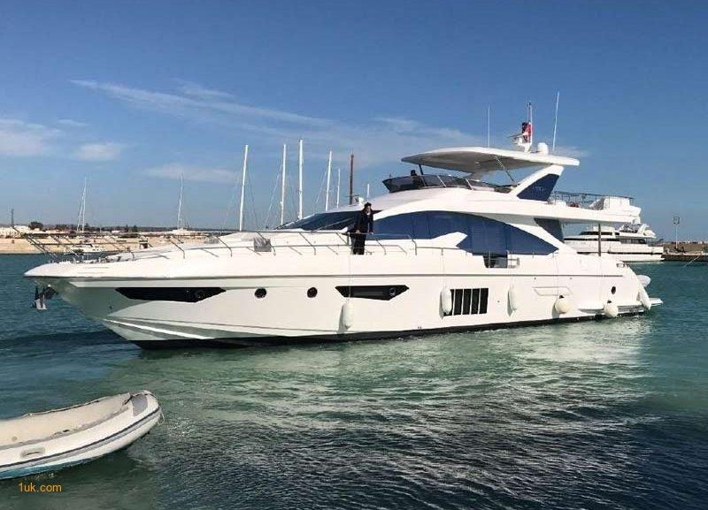 Luxury yacht distributor Azimut