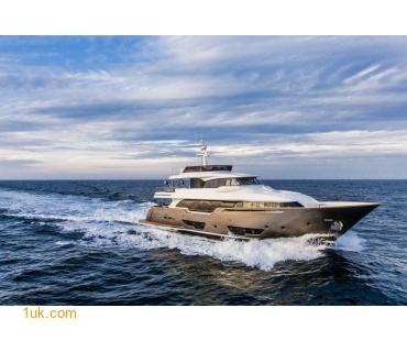 Custom Line Navetta 28 luxury yacht ( Ex VAT)