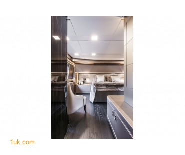 Yvonne - Motor Yacht Charter galley