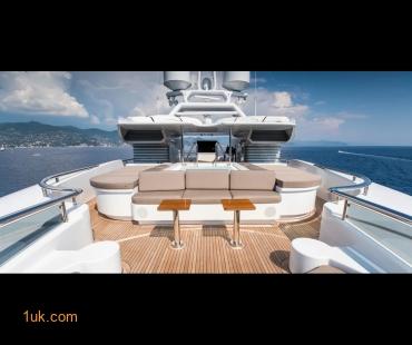 Luxury 68 Triple Seven Superyacht for sale