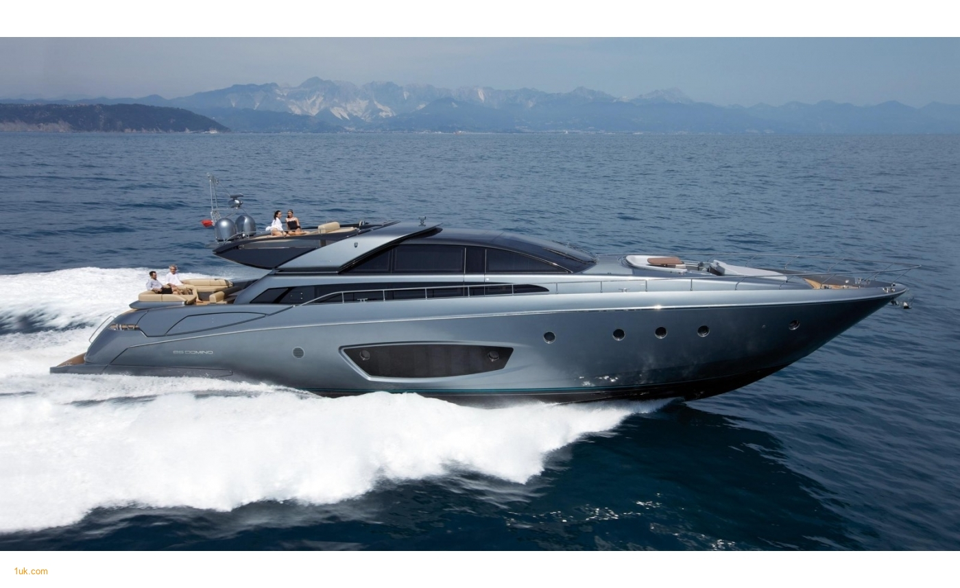 Riva Domino 89 motor yacht for sale