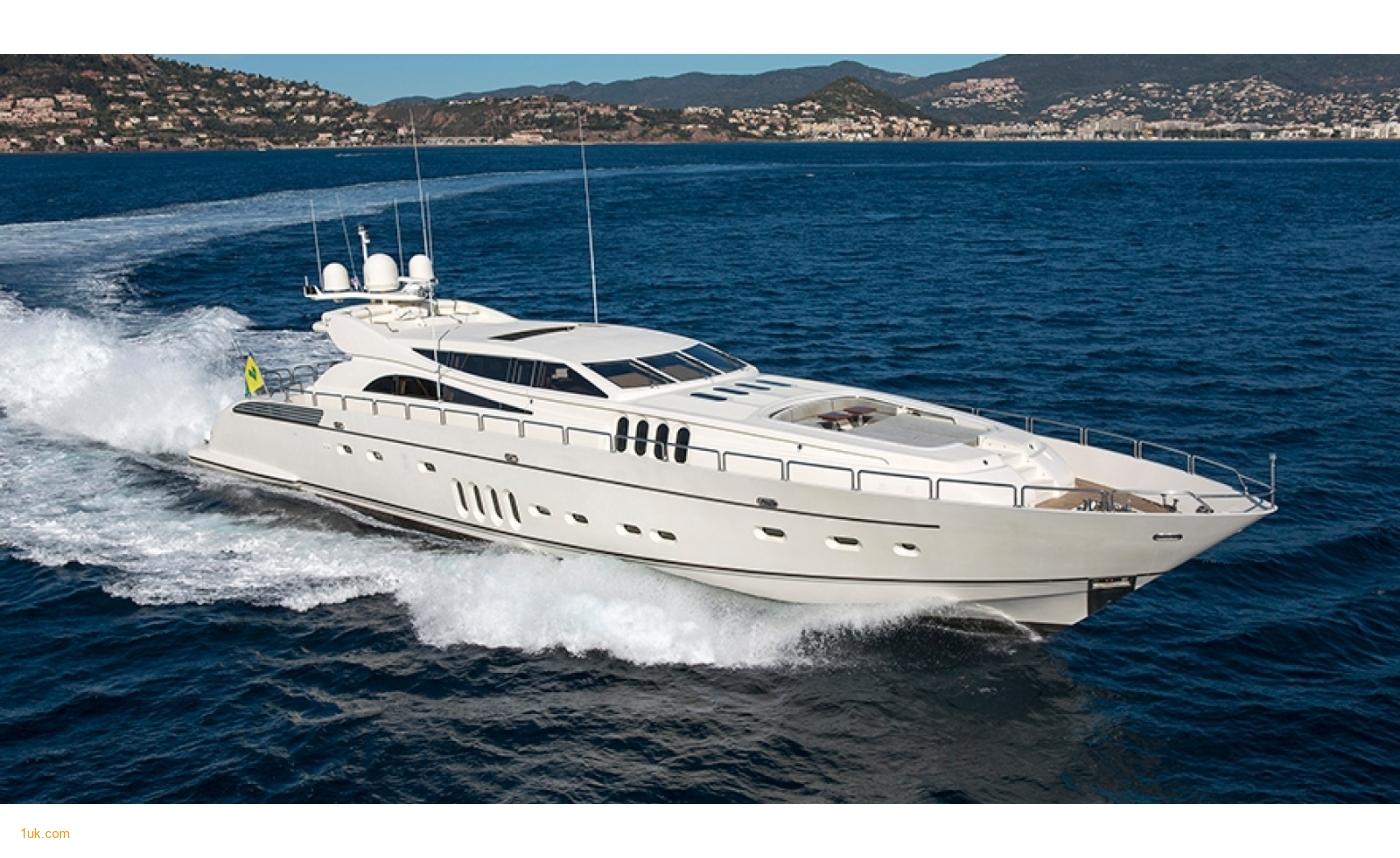 The EOL B Sunseeker yacht for sale
