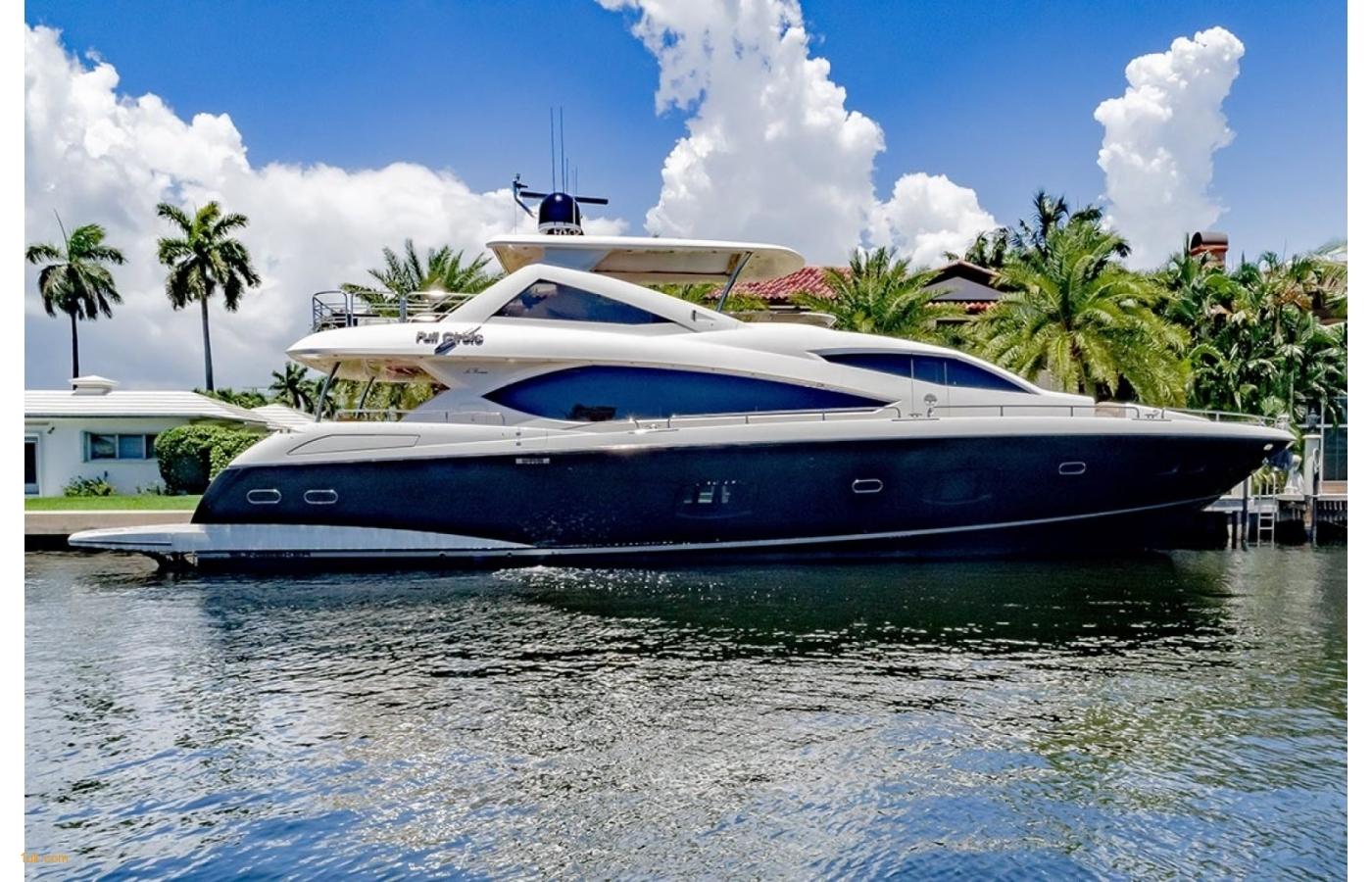 Sunseeker Motor Yachts for sale