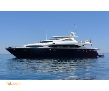 Full Circle 88' Motor Yacht