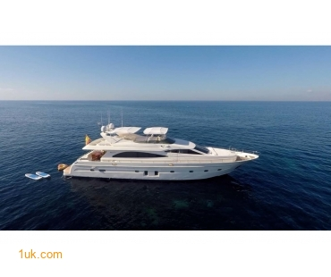 Astondoa GLX 82 For Sale - On Offer is this fabulous motor yacht