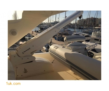 Astondoa GLX 82 For Sale - On Offer is this fabulous motor yacht in Ibiza Spain