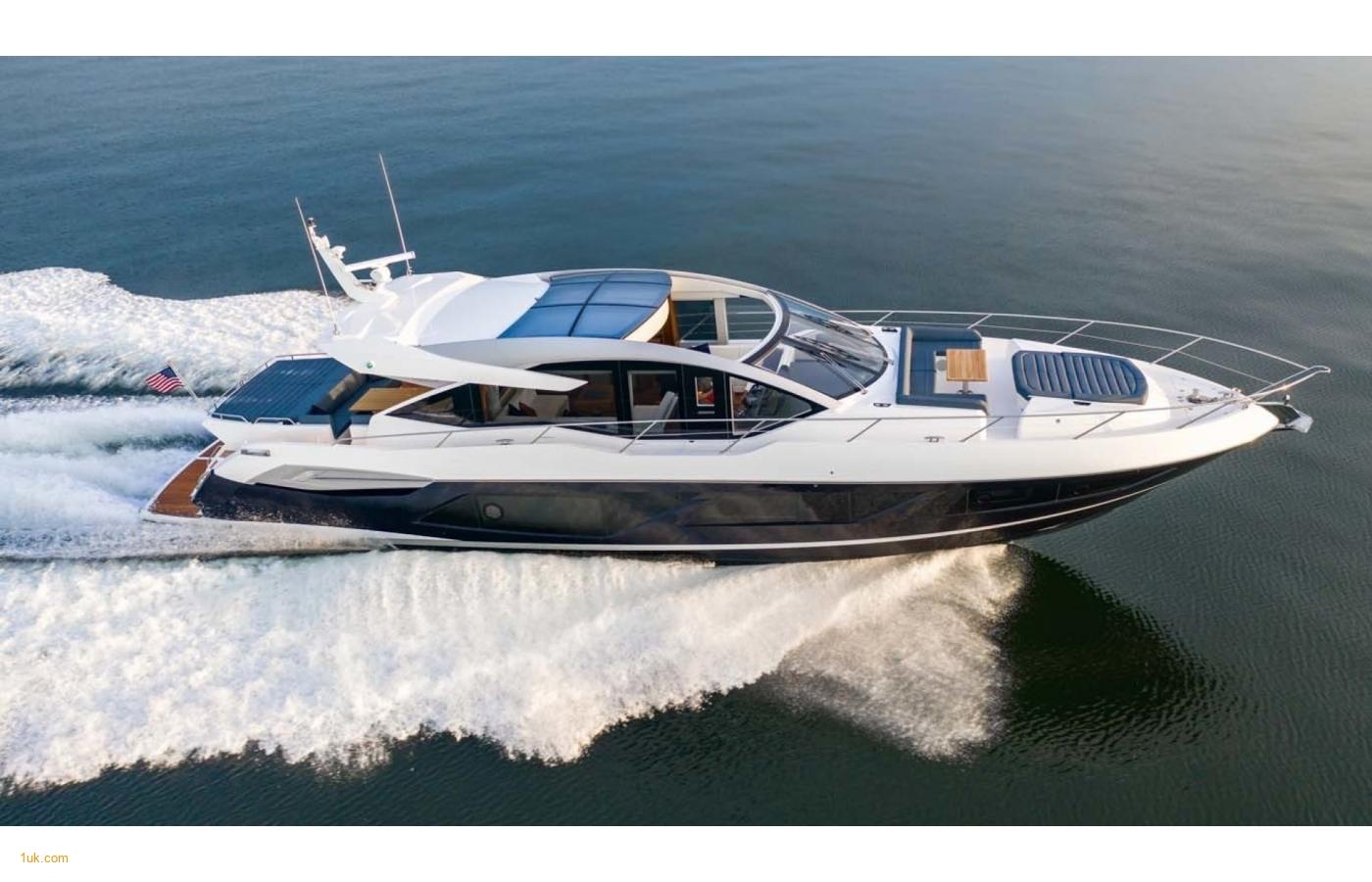 Sunseeker Predator 74 Motor yacht