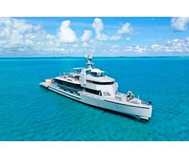Superyacht Bold For Charter