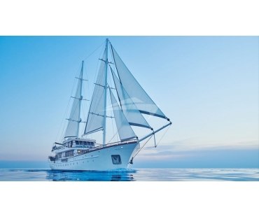Corsario Sailing around the East Mediterranean sea