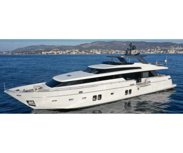Sanlorenzo SL104 Motor Yacht for Sale in Mallorca