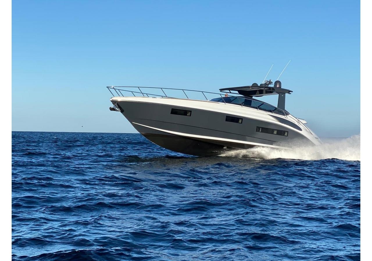 65' Ocean Sports Yacht