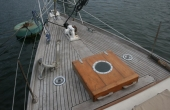 43′ Camper and Nicholson sloop Falmouth