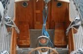 43′ Camper and Nicholson sloop Fowey