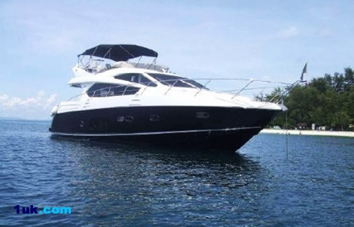 69 Sunseeker Manhattan 63 Luxury Yacht 2011