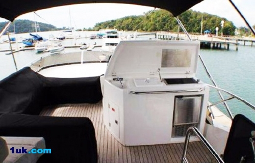 Sunseeker Manhattan 63' For Sale UK