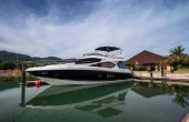 1124, 58 Sunseeker Manhattan 52 Luxury Yacht 2011