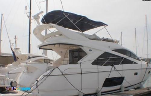 53 Sunseeker Manhattan 53 Motor Yacht 2012