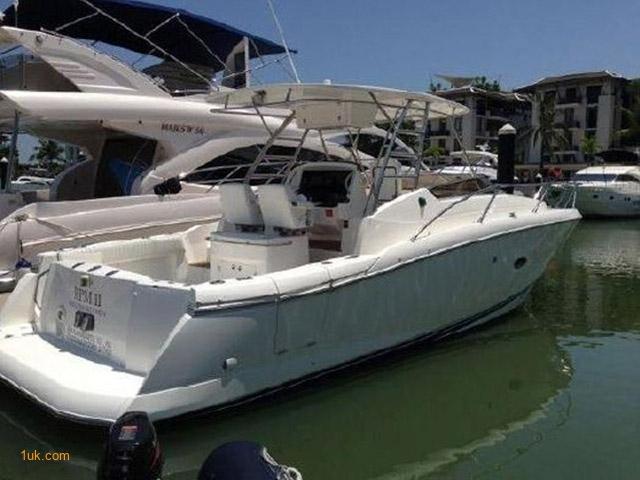Sunseeker Sportfish sports yacht 37 2004