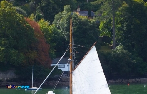 Bristol Channel Pilot Cutter Woodenship