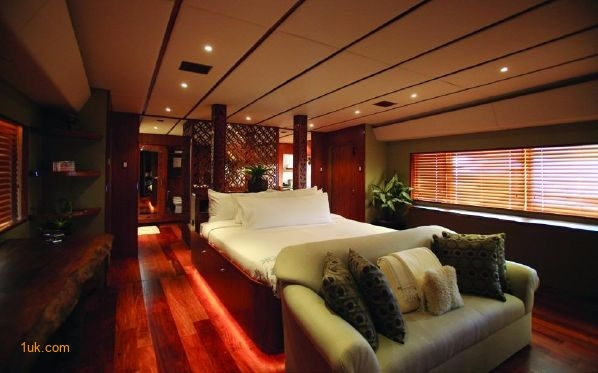 Ark Angel luxury yacht for sale