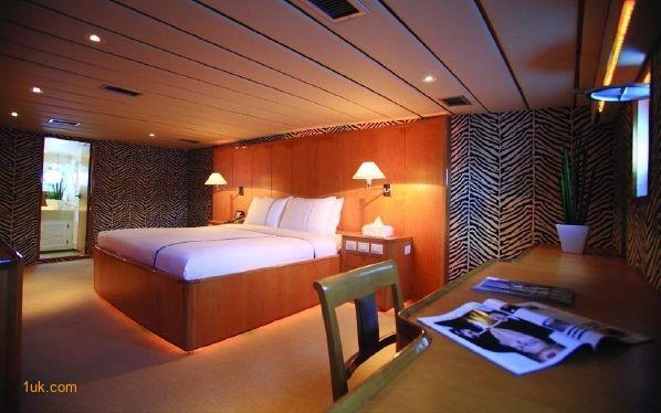 Ark Angel luxury yacht for sale