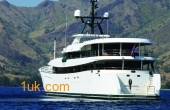 1106, Ark Angel 180 Yacht 2011