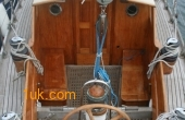 Woodenships Camper And Nicholson Sloop Sailing Ship.