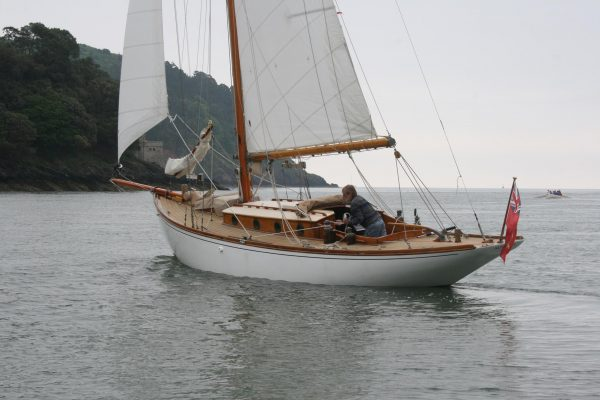 Norman Dallimore Bermudan Cutter Woodenship