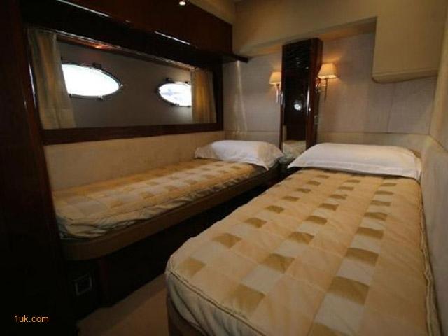 58 Princess Flybridge Yacht 2007