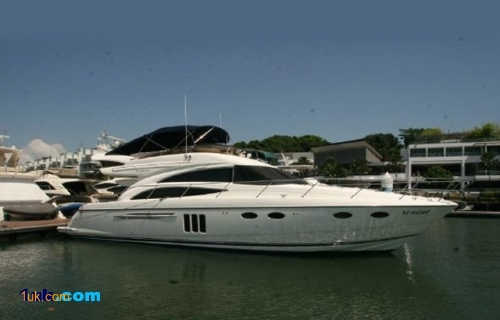 58 Princess Flybridge Yacht 2007
