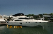 58 Princess 58 Flybridge Luxury Yacht 2007