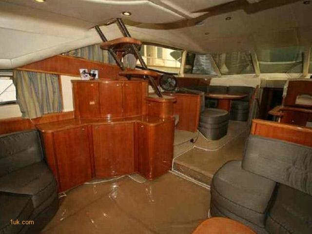 Princess 58 Flybridge Motor Yacht 1999