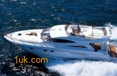 56 Viking Princess 58 Flybridge Luxury Yacht 1999