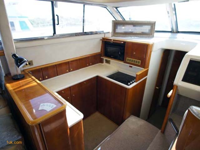 Viking Princess 46 Flybridge Motor Yacht