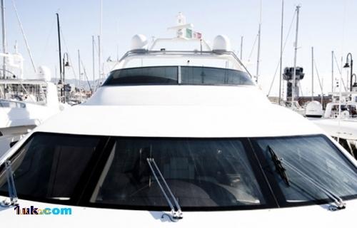 98 Azimut Crystal Yacht 2006