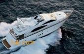 75 Azimut 74 Solar Luxury Yacht 2003