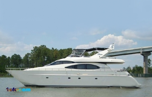 70 Azimut SEA JET Flybridge 2000
